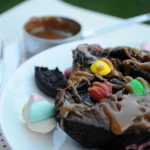 Doces do Mundo: Brownie Sugar Rush