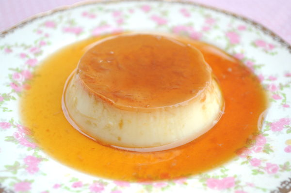 Crème Caramel, o pudim francês