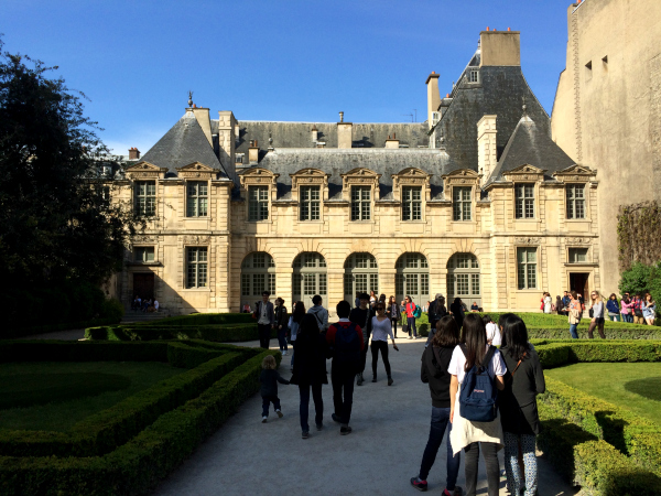 Gastronomia e cultura no Marais