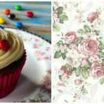 Adocica: Cupcake de Chocolate com Branquinho